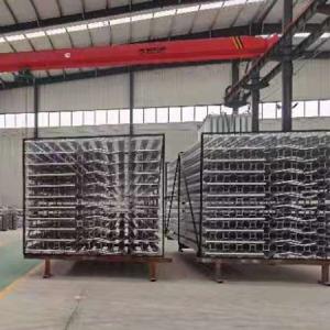 空温式气化器的结构特点